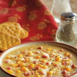 Nicole's Corn Chowder