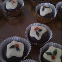 Nigella's Christmas Puddini Bonbons