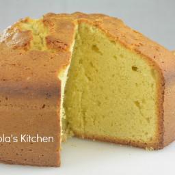 Nigerian Cake (pound Cake)
