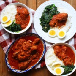 Nigerian Chicken Stew (Red Tomato Stew)