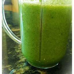 Nikki's Green Smoothie