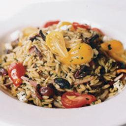 Niçoise-Style Orzo Salad