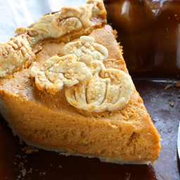 No. 44 - Pumpkin Pie