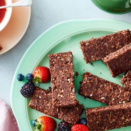 No-Bake Chocolate Coconut Cricket Bars
