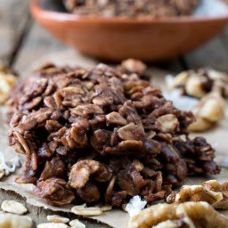 No-Bake Chocolate Oatmeal Cookies