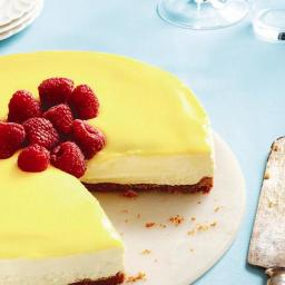 No-bake lemon mascarpone cheesecake recipe