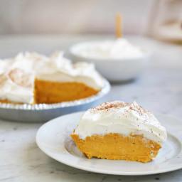 No-Bake Pumpkin Pie