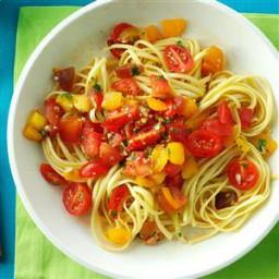 No-Cook Fresh Tomato Sauce Recipe