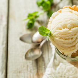 No-cook Homemade Vanilla Ice Cream