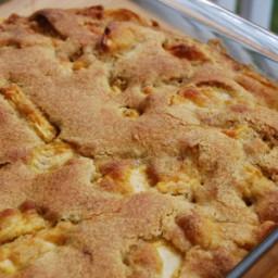 No Crust Apple Pie~