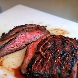 No Fail Flank Steak Marinade