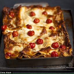 No - fuss lasagne pie
