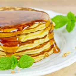 No-Guilt Pancakes with Coconut Flour