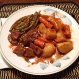 No Peek Beef Stew