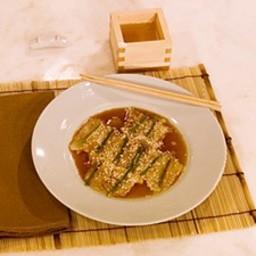 Nobu's New Style Sashimi