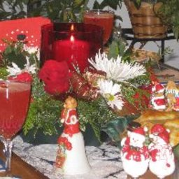 Non-alcoholic Cranberry 'kir Royale' Recipe