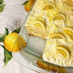 Nonna's Limoncello Tiramisu – Summer Recipe