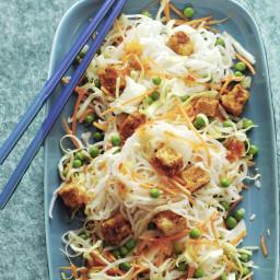 Noodle Salad with Tofu