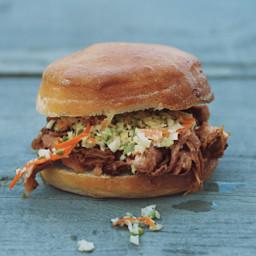 North Carolina Pulled-Pork Barbecue