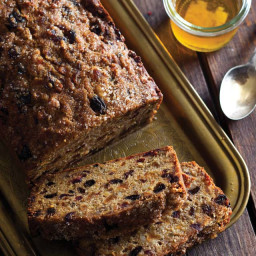 Not-So-Traditional American Fruitcake