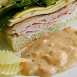Not Thousand Island Dressing