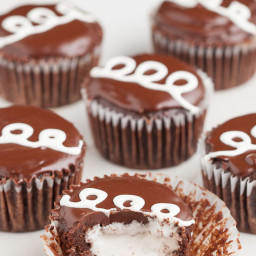 Not Your Hostess Cupcakes