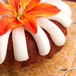 Nothing Bundt Cake's Carrot Cake Copycat