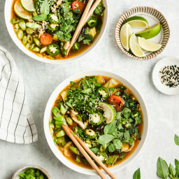 Nourishing Asian Chicken Soup Recipe