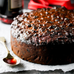 November is the time to make your Christmas Cake!