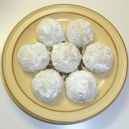 Nut Butter Balls