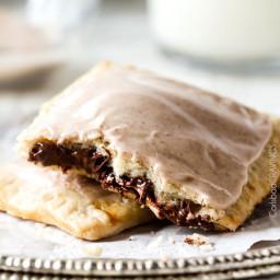 Nutella Brown Sugar Pop Tarts