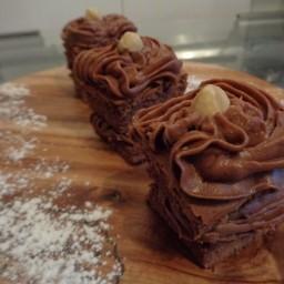 Nutella cakes