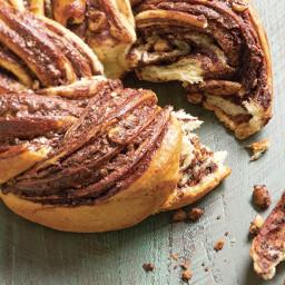 Nutella Crunch Braid
