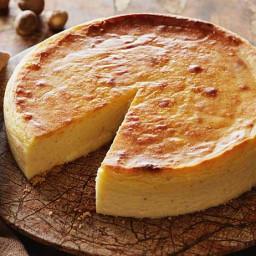 Nutmeg Cheesecake