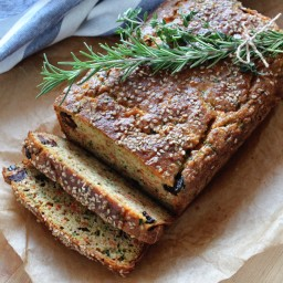 Nutritious Vegetable & Herb Bread