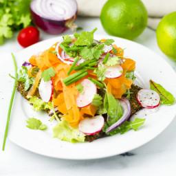 Nutritious Veggie Sandwich