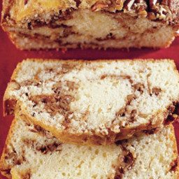 Walnut & Cinnamon Bread