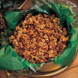 Nutty O's Snack Recipe