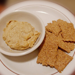 Nutty Sweet Hummus