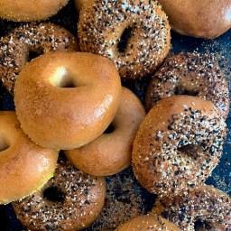 NY Style Bagel Recipe