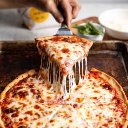 NY Style Gluten-Free Pizza Recipe