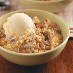 Oat Apple Crisp Recipe