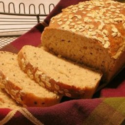 Oat Sunflower Millet Bread