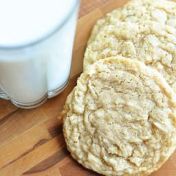 Oatmeal Coconut Chewies