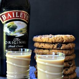 Oatmeal Cookie Shots