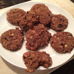 Oatmeal Cookies - gluten, dairy, & sugar free