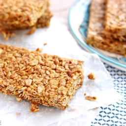 Oats and Honey Granola Bars