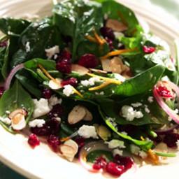Ocean Spray Spinach Salad
