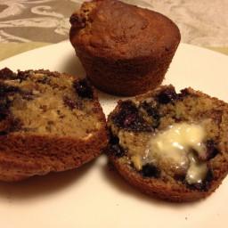 Ocean's Blueberry Orange Muffins