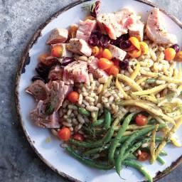 Oil-Poached Tuna Salad